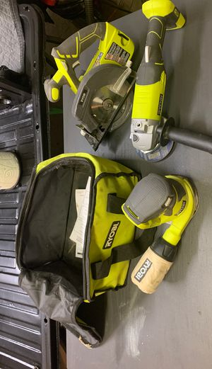 Ryobi cordless power tools for Sale in Olympia, WA