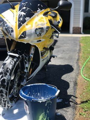 2006 Yamaha R1 Anniversary Addition for Sale in S CHESTERFLD, VA