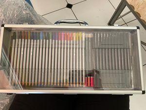 Color pencil set for Sale in Weston, FL