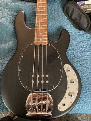 Sterling musicman bass guitar for Sale in Yucaipa, CA