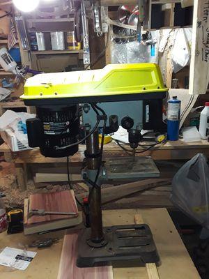 "8"" ryobi drill press for Sale in Easley, SC"