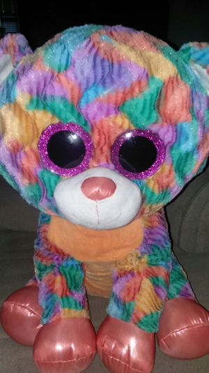 Giant Beanie Boo stuffed animal for Sale in San Antonio, TX