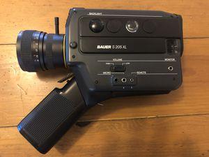 Bauer S 205 XL Super 8 film for Sale in Costa Mesa, CA