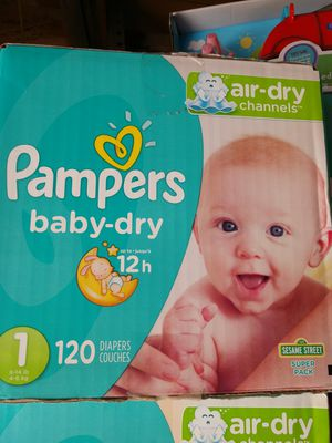 pampers for Sale in Rialto, CA