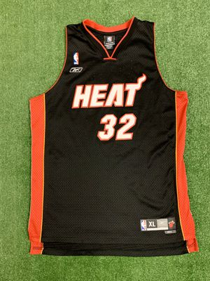 NBA. Vintage 2006 Miami Heat Shaquille O'Neal Stitched Reebok Jersey. Size XL. Good condition. for Sale in Tamarac, FL