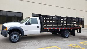 2007 Ford F450 Stake Flatbed 16Ft for Sale in Lincolnwood, IL