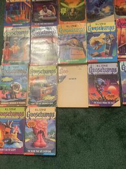 Goosebump Books for Sale in McDonald,  PA