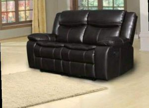 CLOSEOUTS LIQUIDATIONS SALE BRAND NEW RECLINERS COMFORTABLE SOFA AND LOVESEAT ALL NEW FURNITURE G U U for Sale in Ontario, CA