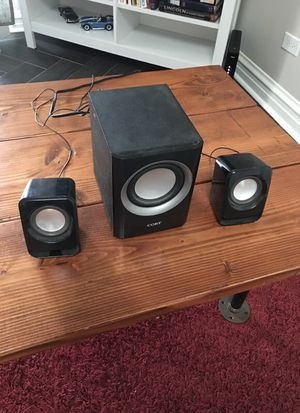 Desktop Speakers for Sale in Chicago, IL
