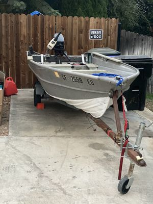 """Dinghy Boat """"Will not sell for 1500!!!!!"""" for Sale in Upland, CA"""