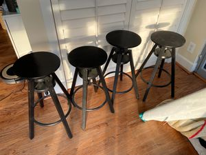 IKEA DALFRED chairs for Sale in Rockville, MD