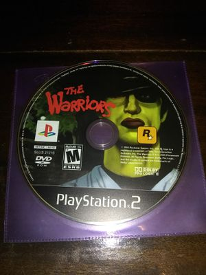 The Warriors PS2 for Sale in Queens, NY