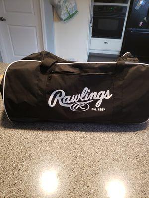 Rawlings Bat Duffle Bag for Sale in Bakersfield, CA