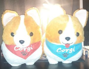Large amuse corgi plushies set for Sale in Sunnyvale, CA