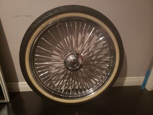 52 Spoke Chrome Front Rim for Sale in Los Angeles, CA