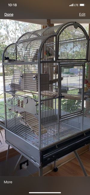 Large beautiful bird cage for Sale in Oak Lawn, IL