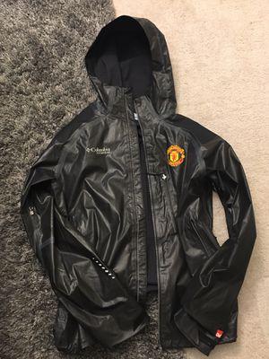 Columbia Manchester United Outdry Titanium Men's Jacket Medium size for Sale in Las Vegas, NV