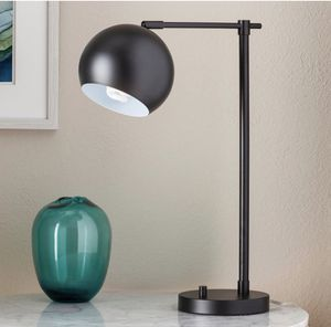 Pair of Modern Metal Lamps - Used as Display Only for Sale in Boston, MA