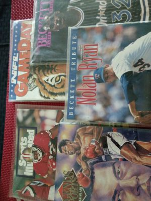 Old Sports magazines for Sale in Acampo, CA