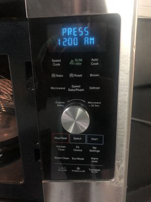 Samsung microwave oven for Sale in Charleston, WV