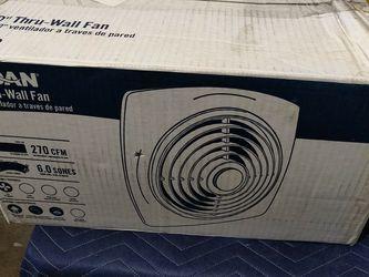 "Brian 10"" Thru Wall Fan for Sale in Sacramento,  CA"