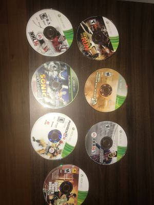 Xbox 360 games for Sale in Lawrence Township, NJ