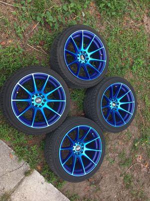 STR Racing 524 wheels for Sale in Brandon, FL
