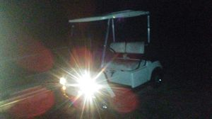 golf car powered by 420cc predator engine for Sale in Glendora, MS