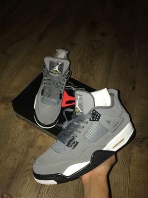 "Jordan 4 ""cool grey"" size 9.5 for Sale in Los Angeles, CA"