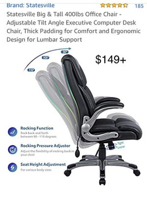 2 brand new office chairs for Sale in San Francisco, CA