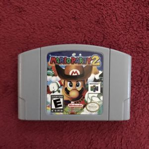 Mario Party 2 Nintendo 64 Game for Sale in Old Lyme, CT