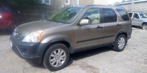 2006 Honda CRV XL for Sale in Chicago, IL