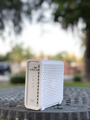 Modem for cable internet for Sale in Wildomar, CA