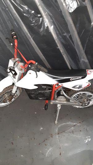 Razor dirt bike for Sale in Los Angeles, CA