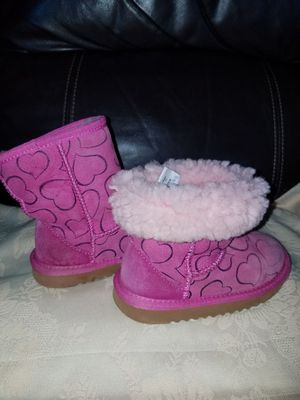 Boots for girl size 10 for Sale in Arlington Heights, IL