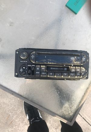 Cd/tape player for Sale in Hastings, NE