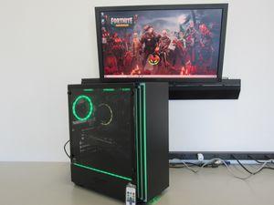 ** FINANCING + BRAND NEW ** Custom Build Gaming Desktop PC Computers Intel Core i5-9400F 8GB RAM 240 GB SSD AMD Radeon RX 580(8GB) for Sale in Fontana, CA