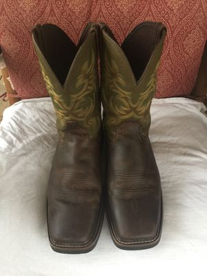 Justin Original Workboots for Sale in Conroe, TX