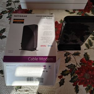 Netgear CM500 High Speed Cable Modem for Sale in Whittier, CA
