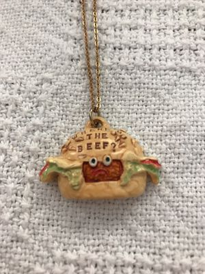 Wendy's Charm necklace for Sale in Denver, CO