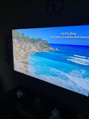samsung led tv 60 inch series 7 class 152cm 7100 for Sale in Snellville, GA
