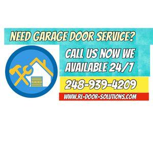 Garage Doors Neighborhood for Sale in Farmington Hills, MI