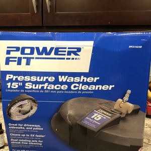 """Power Fit Pressure Washer 15"""" Surface Cleaner for Sale in Long Beach, CA"""