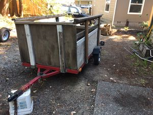 Harbor Freight Utility Trailer for Sale in Poulsbo, WA