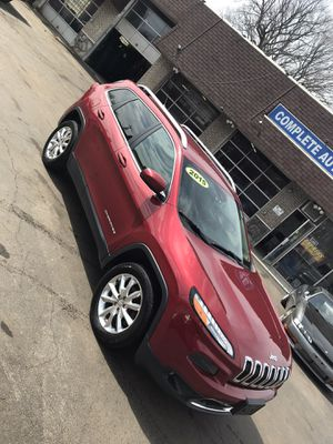2015 Jeep Cherokee Limited 4x4 for Sale in Cleveland, OH