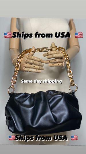 Inspired on bottega Veneta type handbag for Sale in Orlando, FL