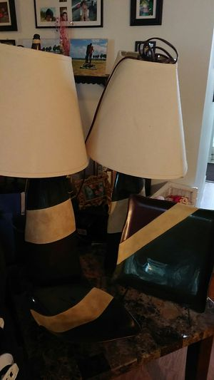 Lamps, living room decor for Sale in Orlando, FL