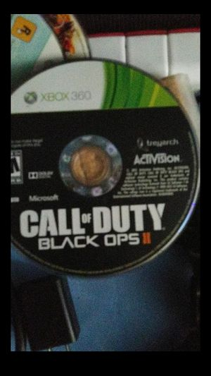 Black ops 2 xbox360 for Sale in Fresno, CA