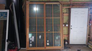 Sliding door (wood) for Sale in Newberg, OR