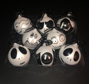 Nightmare before Christmas ornaments for Sale in Lynwood, CA